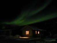 hier findet man Polarlichtfotos